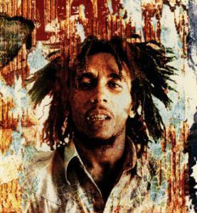 Marley, Lion by Dennis Morris