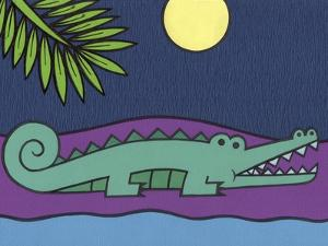 Crocodile by Denny Driver