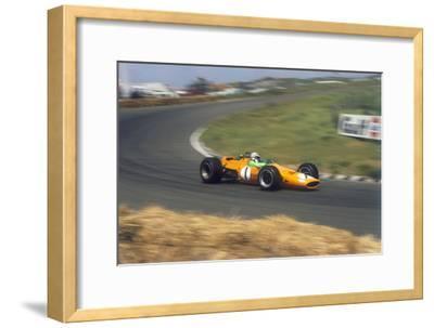 Denny Hulme, Dutch Grand Prix, Zandvoort, 1968