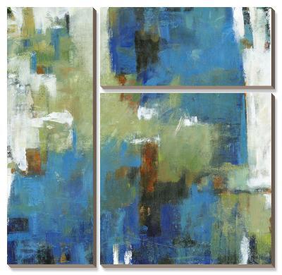 Density II-Tim O'toole-Canvas Art Set