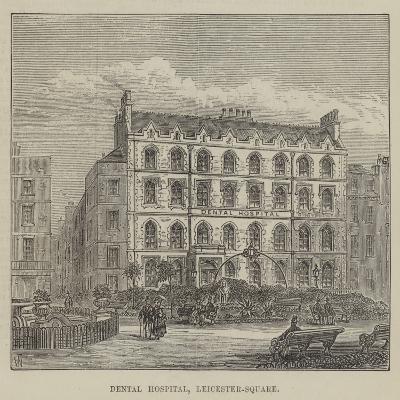 Dental Hospital, Leicester-Square-Frank Watkins-Giclee Print