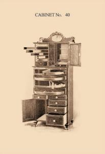 Dentist's Cabinet