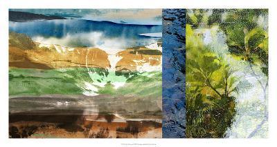 Denver Panorama II-Sisa Jasper-Giclee Print