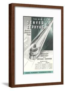 Denver Zephyr Train Schedule