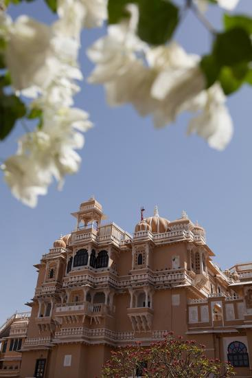 Deogarh Mahal Palace Hotel, Deogarh, Rajasthan, India, Asia-Martin Child-Photographic Print