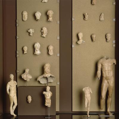 Departement Antiquites Grecques Etrusques Amp Romaines Galerie