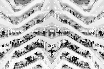 Department Store, 2014-Ant Smith-Giclee Print
