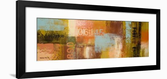 Departures I-Michael Marcon-Framed Premium Giclee Print