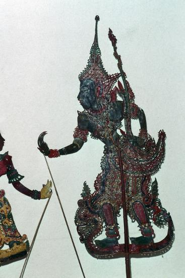 Depiction of Rama, the hero of the Ramayana-Unknown-Giclee Print