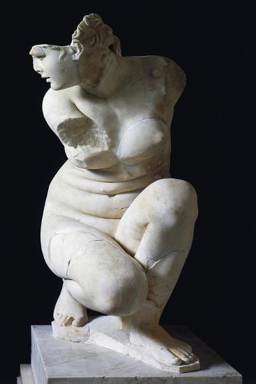 Depiction of Venus, Roman Copy of Greek Original--Giclee Print