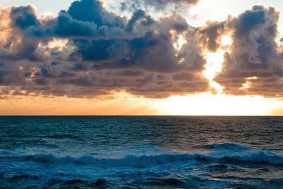 Depoe Bay Sunset II-Erin Berzel-Photographic Print