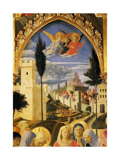 Deposition from the Cross or Altarpiece of Holy Trinity, Circa 1432-Giovanni Da Fiesole-Giclee Print