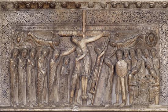 Deposition of Christ on Cross, 1178--Giclee Print