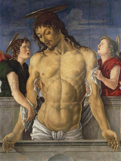 Deposition of Christ Supported by Angels, 1471, Marco Zoppo--Giclee Print