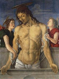 Deposition of Christ Supported by Angels, 1471, Marco Zoppo