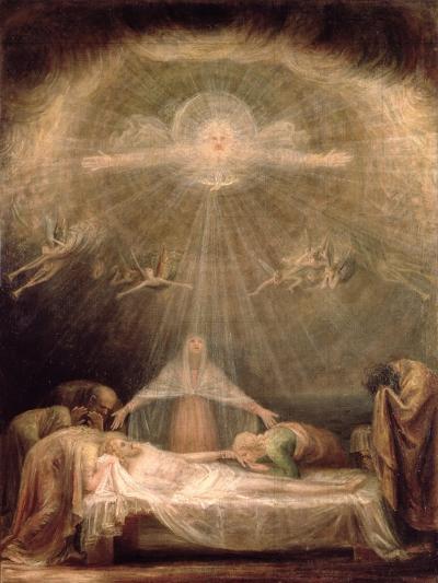 Deposition of Christ-Antonio Canova-Giclee Print