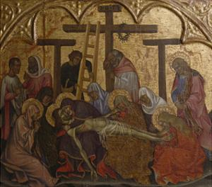 Deposition of Christ