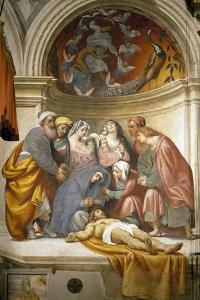 Deposition of Jesus in Tomb from Cathedral of Santa Maria Assunta, Cremona