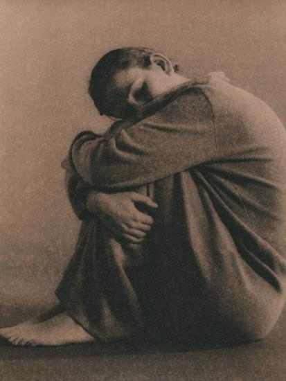 Depression-Cristina-Photographic Print