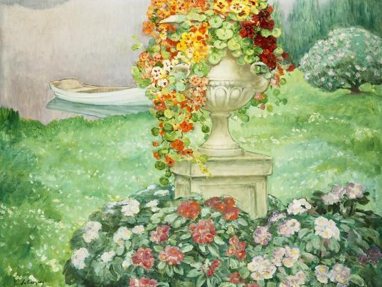 Der Garten (Le Jardin). Um 1913-Henri Lebasque-Giclee Print