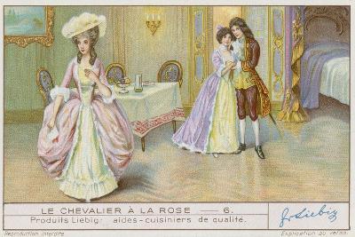 Der Rosenkavalier--Giclee Print