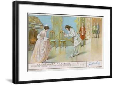 Der Rosenkavalier--Framed Giclee Print