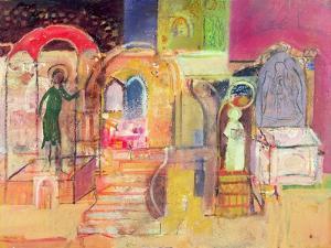 An Ancient Place, 2005 by Derek Balmer