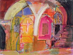 Crypt, 2001-07 by Derek Balmer