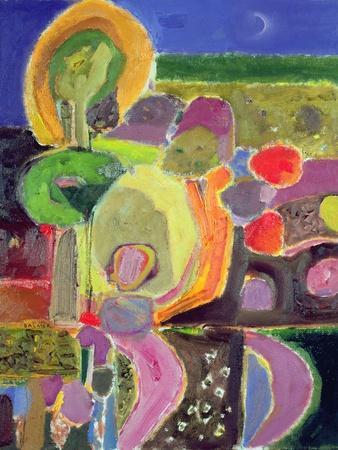 Evening Garden, 2004