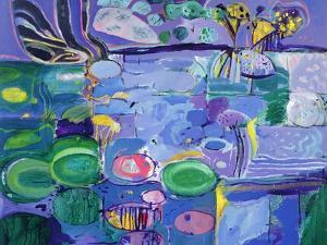 Giverny, 1990-92 by Derek Balmer
