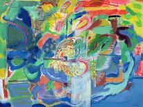 High Summer, 1989-91-Derek Balmer-Mounted Giclee Print