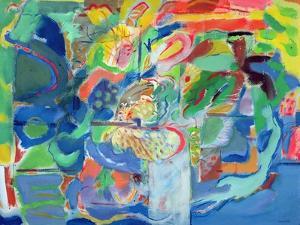 High Summer, 1989-91 by Derek Balmer