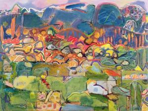 Majorca, 1995 by Derek Balmer