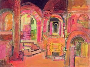 Sicilian Journey, 2006 by Derek Balmer