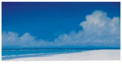 Clouds Over Sandpiper Beach