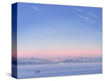 Dawn over Lake Piccola