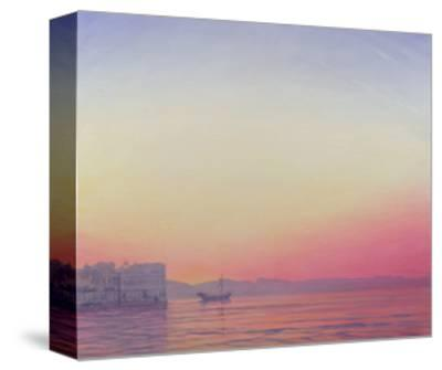 Sunset at Lake Palace, Udaipur