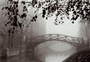 Cambridge Mist by Derek Langley