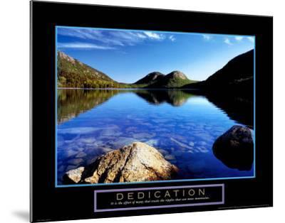 Dedication: Jordan Pond by Dermot Conlan