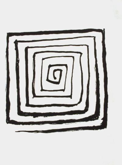 Derrier le Mirroir, no. 190: Composition V-Alexander Calder-Collectable Print