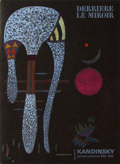 Derriere le Miroir, no. 179: Composition I-Wassily Kandinsky-Collectable Print