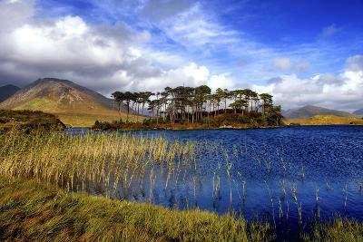 Derryclare Lough in Connemara, Ireland-Chris Hill-Photographic Print