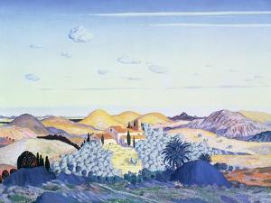 Banyuls, 1913 by Derwent Lees