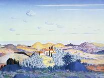 Banyuls, 1913-Derwent Lees-Giclee Print