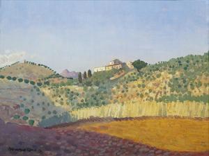 Métairie Des Abeilles by Derwent Lees