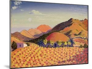 Spanish Landscape, 1912 by Derwent Lees