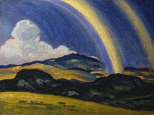 The Rainbow, Wales by Derwent Lees