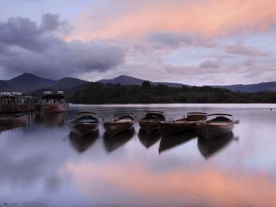 Derwentwater, Lake District, England, UK-Nadia Isakova-Photographic Print