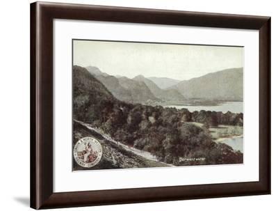 Derwentwater--Framed Photographic Print