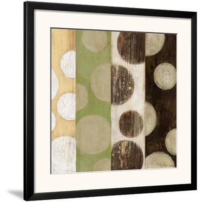 Descend II-Norman Wyatt Jr^-Framed Art Print